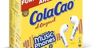 Auriculares ColaCao