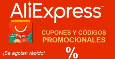 cupones AliExpress